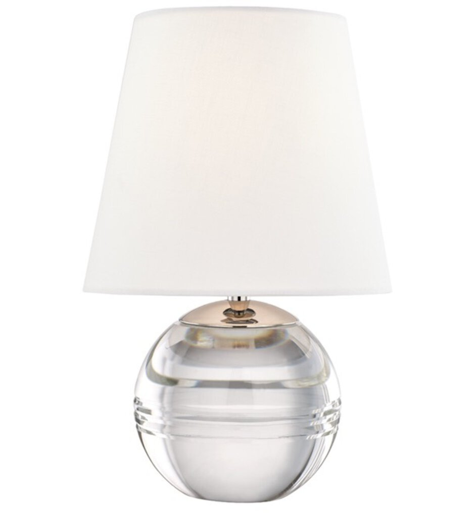 "Nicole 12.75"" Table Lamp"