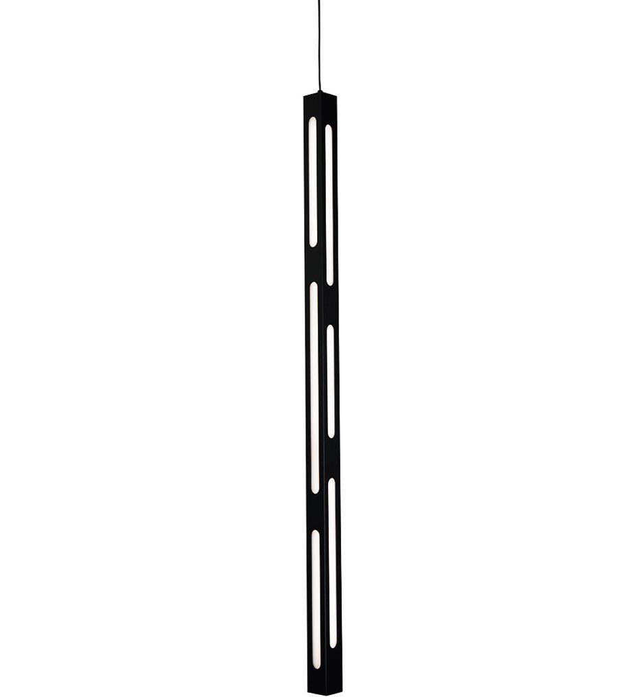 "Flute 1.25"" Pendant"