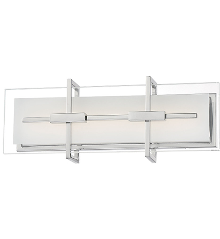 """Seismic 6.6"""" Wall Sconce"""