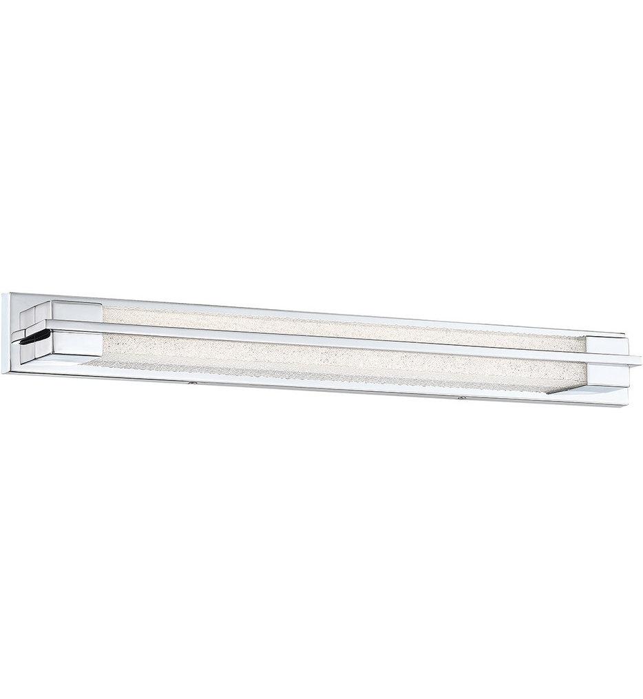 "Ice 27"" Bath Vanity Light"