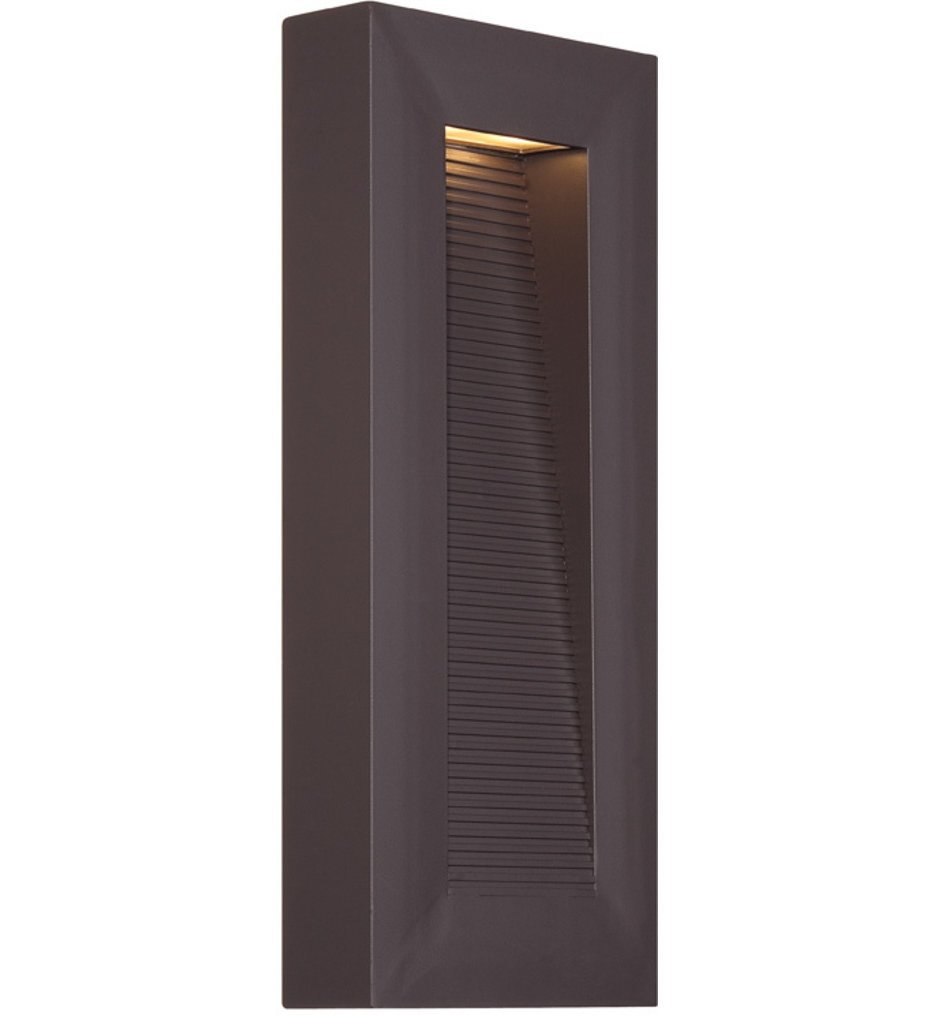 """Urban 16"""" Outdoor Wall Sconce"""