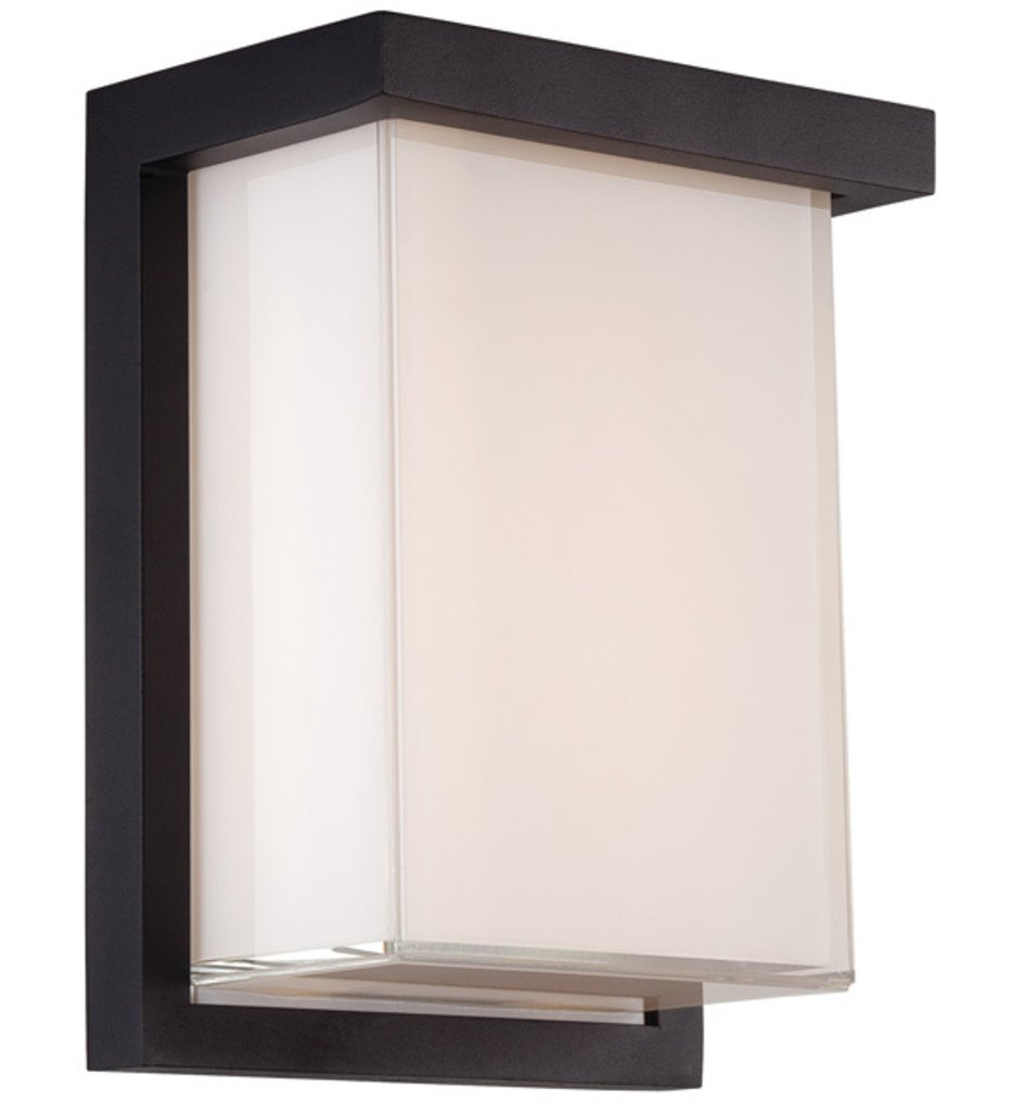 """Ledge 8"""" Outdoor Wall Sconce"""