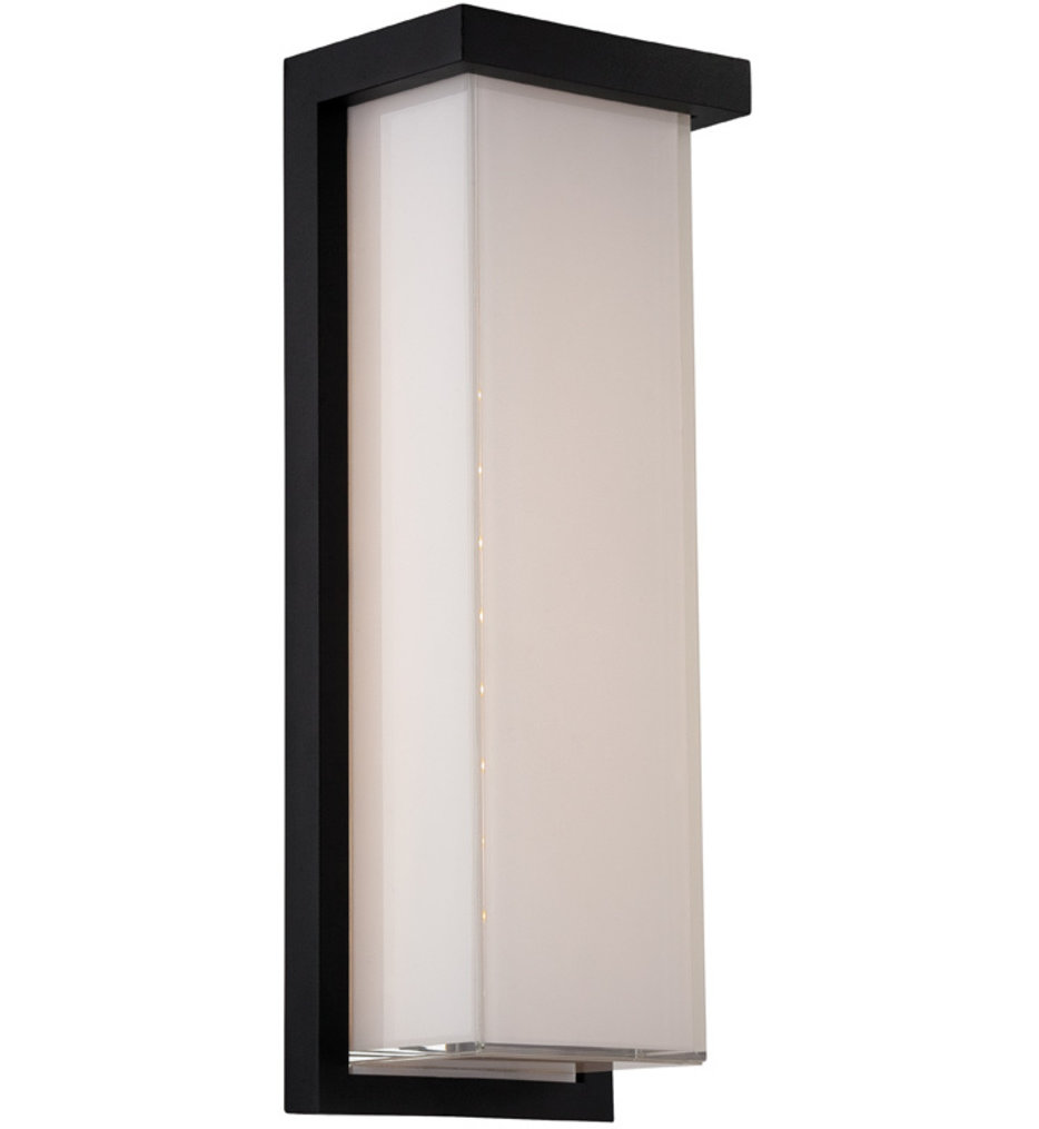 """Ledge 14"""" Outdoor Wall Sconce"""