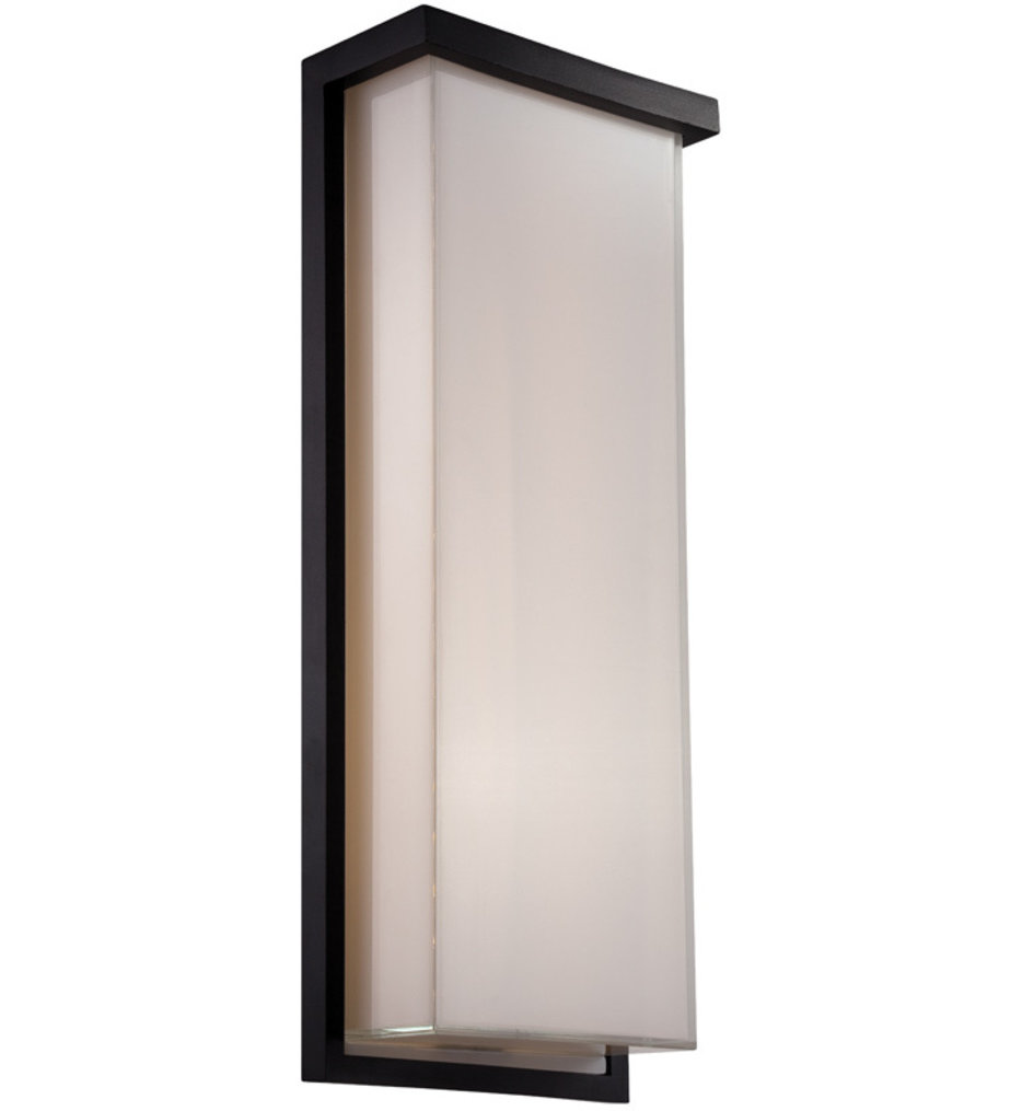 """Ledge 20"""" Outdoor Wall Sconce"""