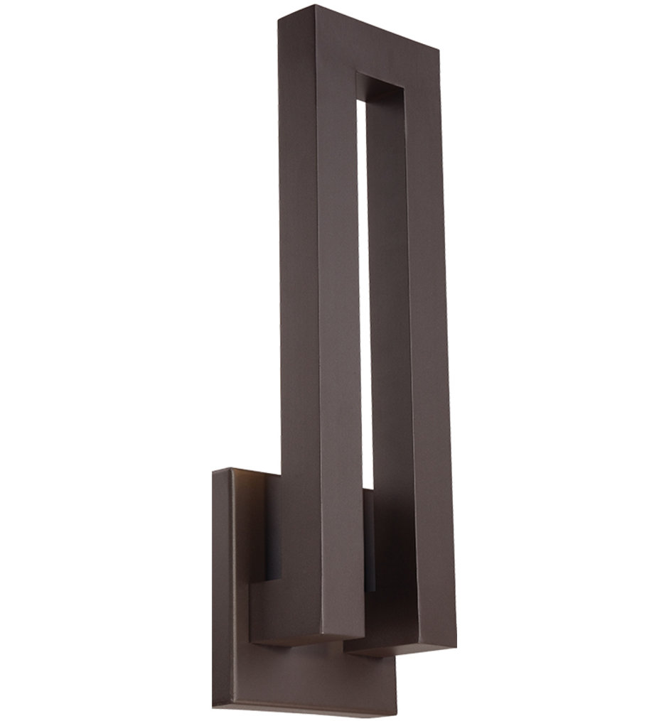 """Forq 24"""" Outdoor Wall Sconce"""