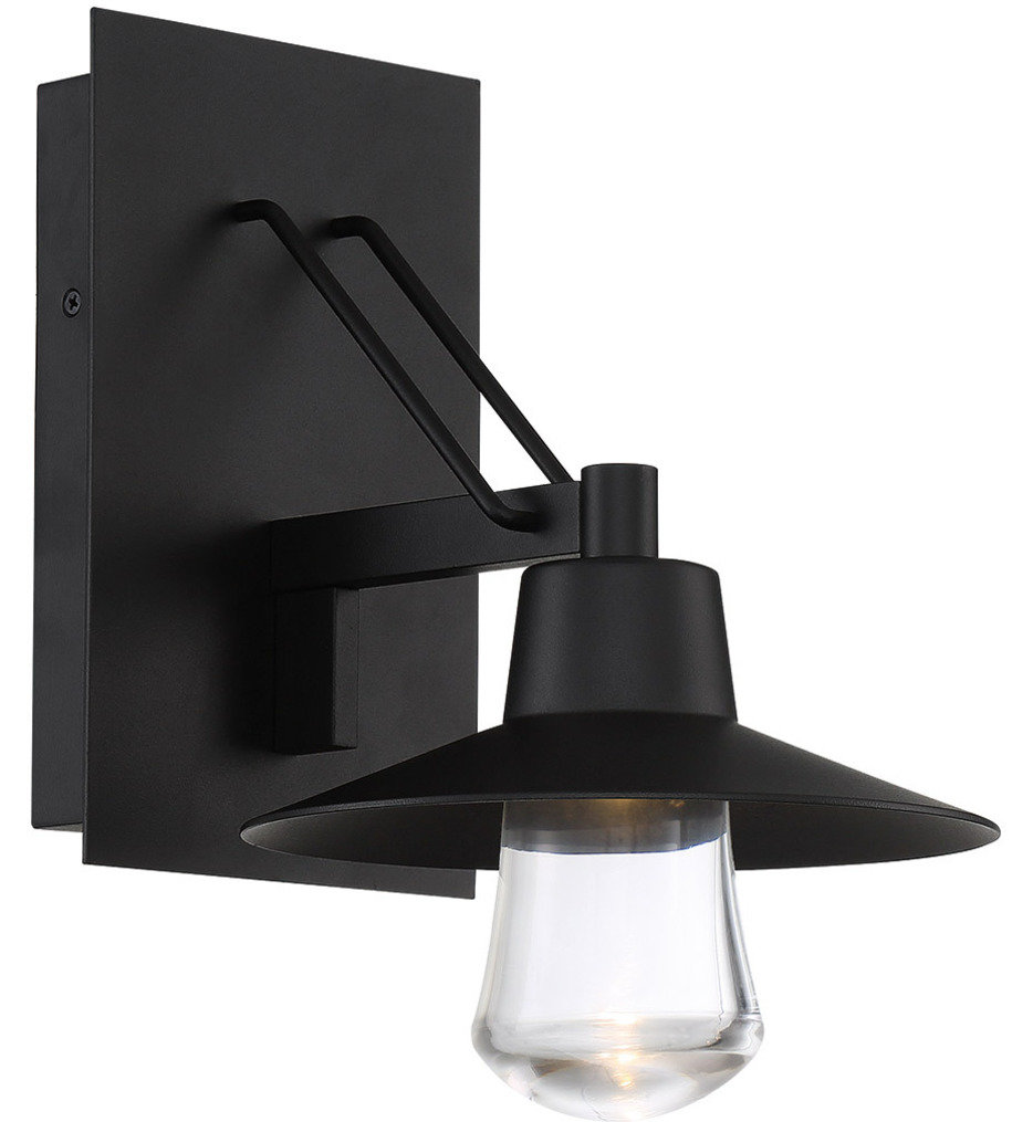 """Suspense 11"""" Outdoor Wall Sconce"""