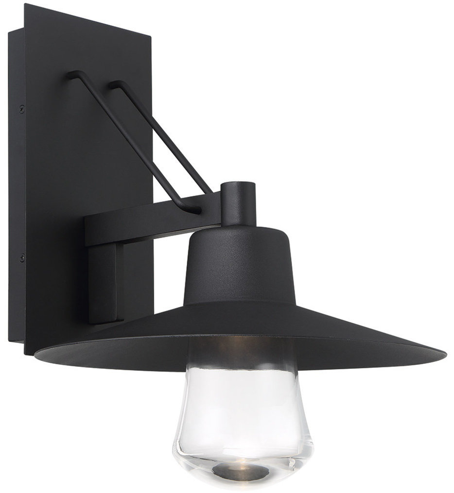 """Suspense 17"""" Outdoor Wall Sconce"""