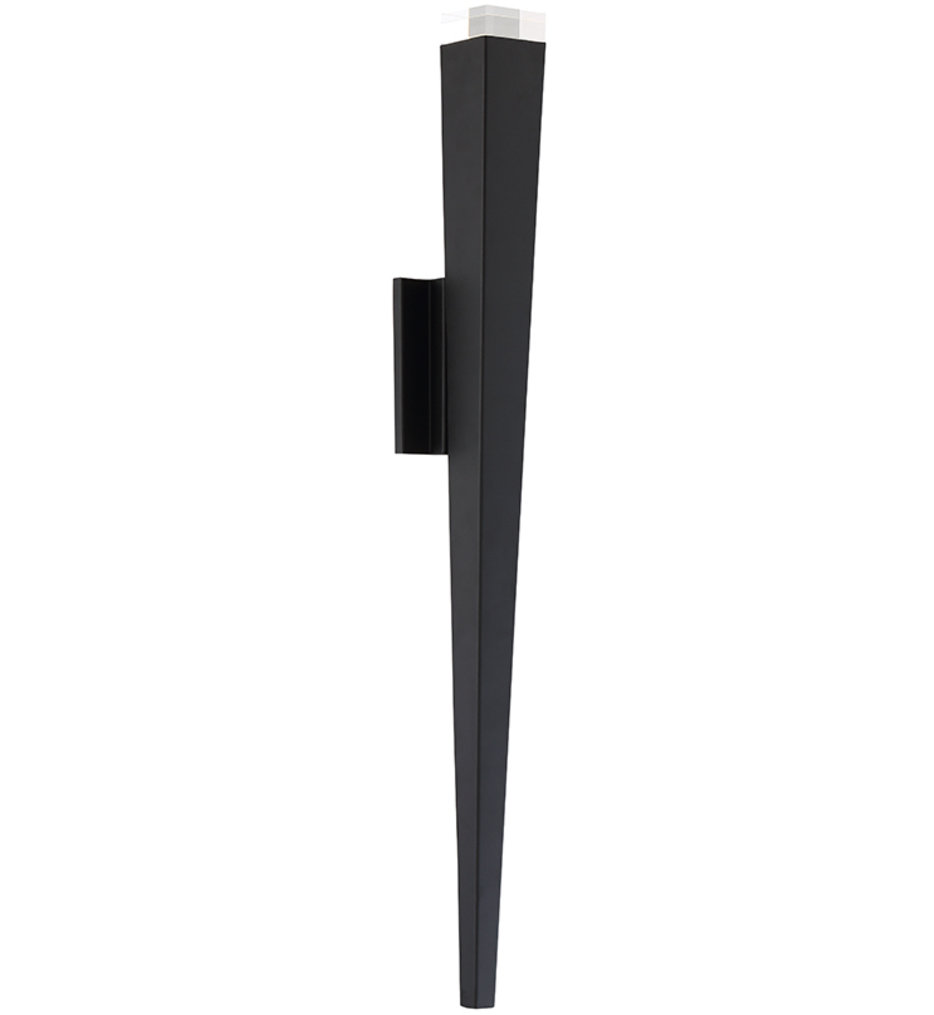 """Staff 32"""" Outdoor Wall Sconce"""