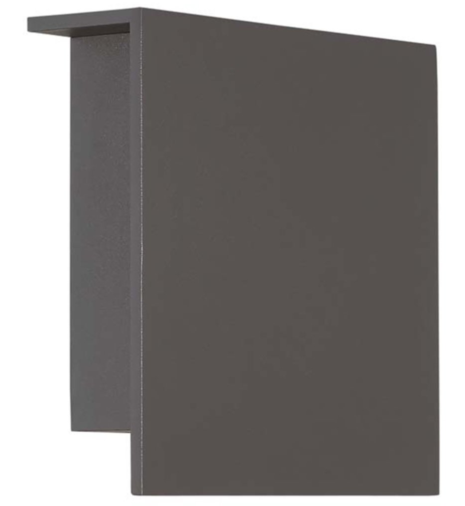 """Square 8"""" Outdoor Wall Sconce"""