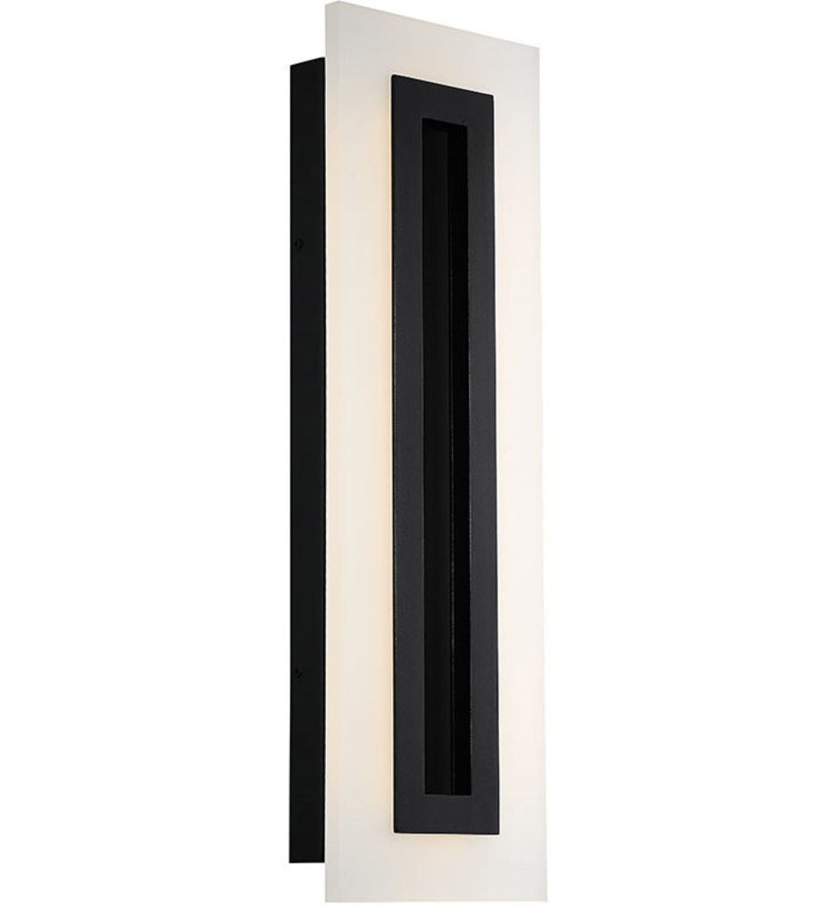"""Shadow 24"""" Outdoor Wall Sconce"""
