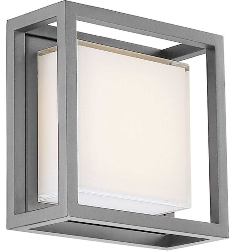 """Framed 8"""" Outdoor Wall Sconce"""