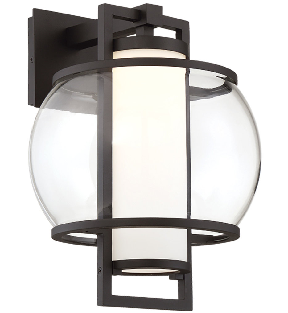 """Lucid 15"""" Outdoor Wall Sconce"""