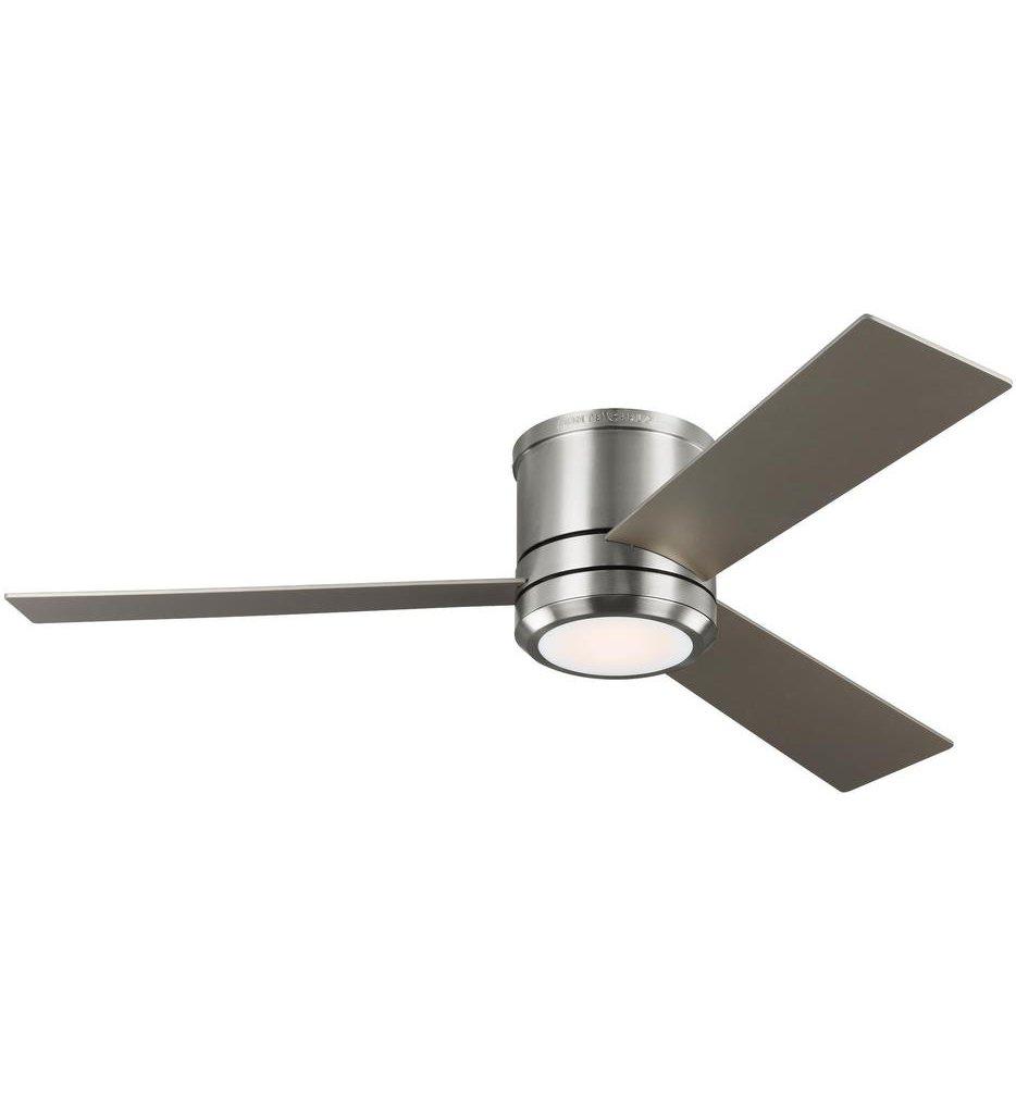 "Clarity Max 56"" Flush Mount Fan"