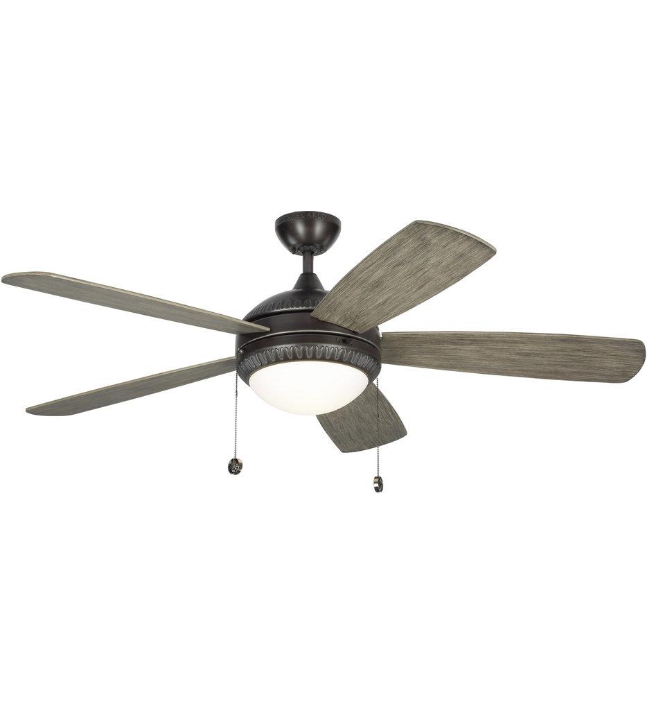 "Discus Ornate 52"" Ceiling Fan"