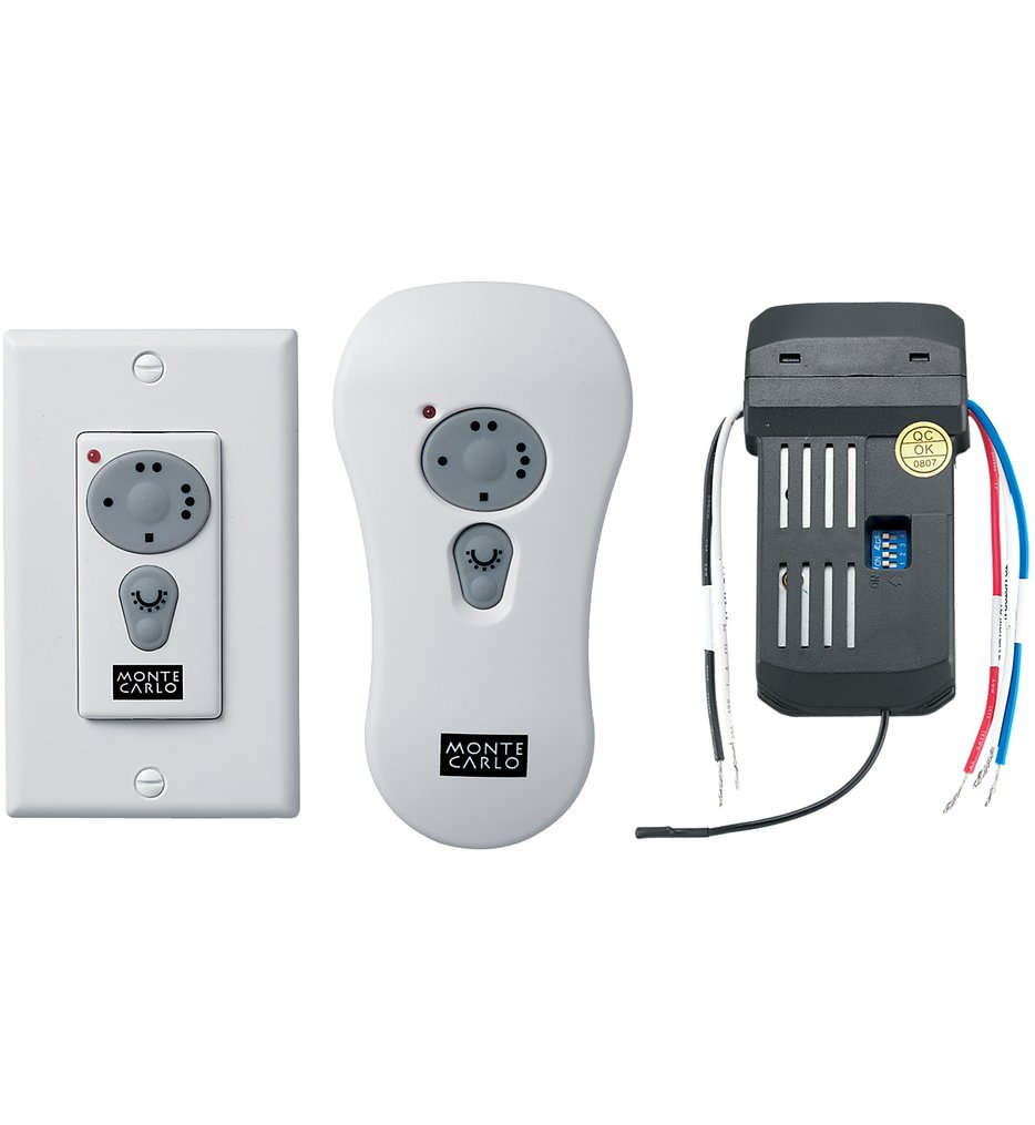 Wall/Hand Held Remote Control Kit