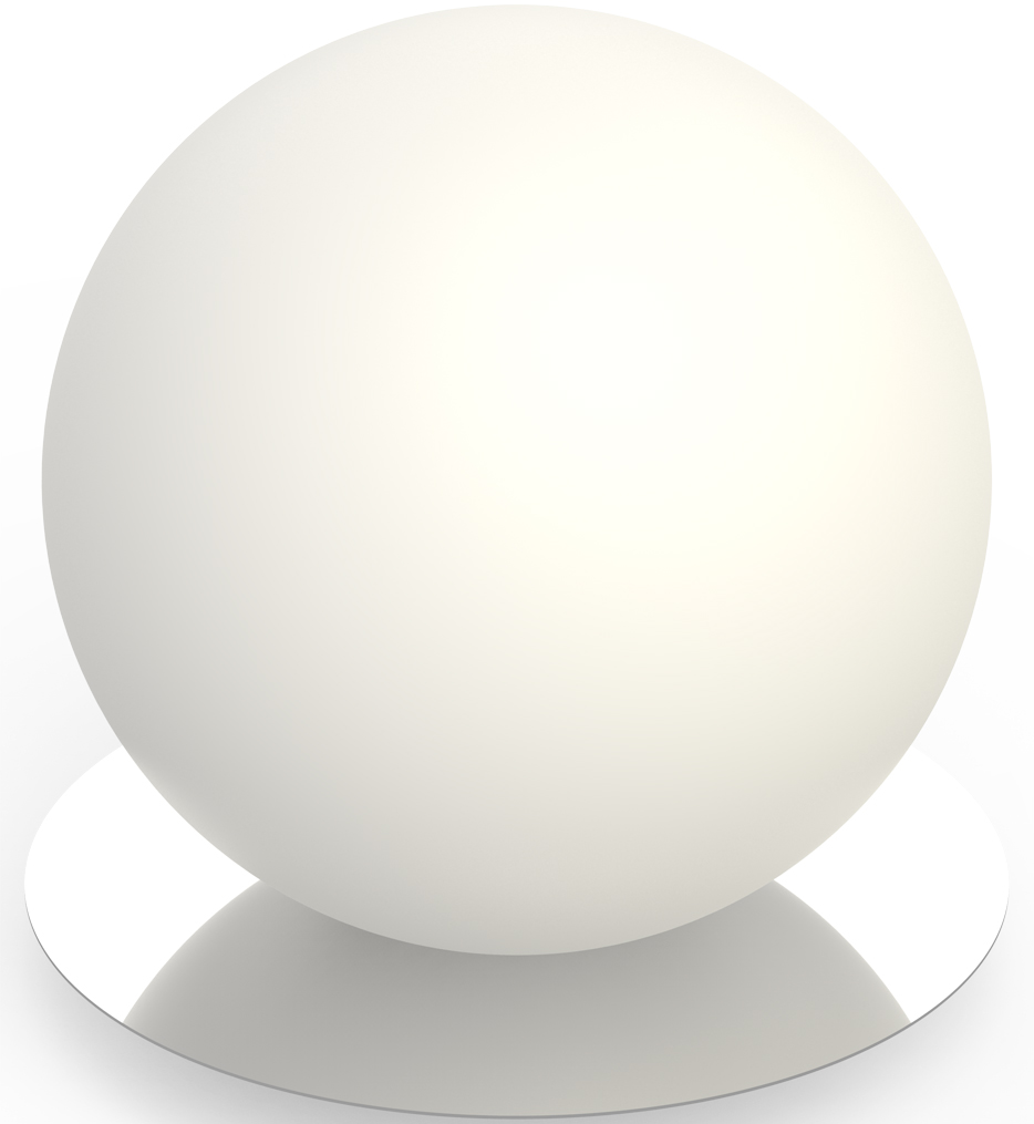 "Bola 8.75"" Table Lamp"
