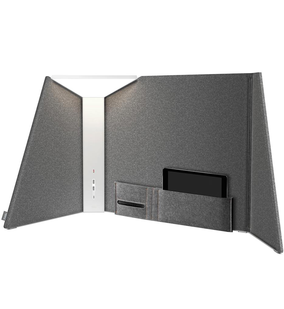 "Corner Office 18"" Table Lamp"