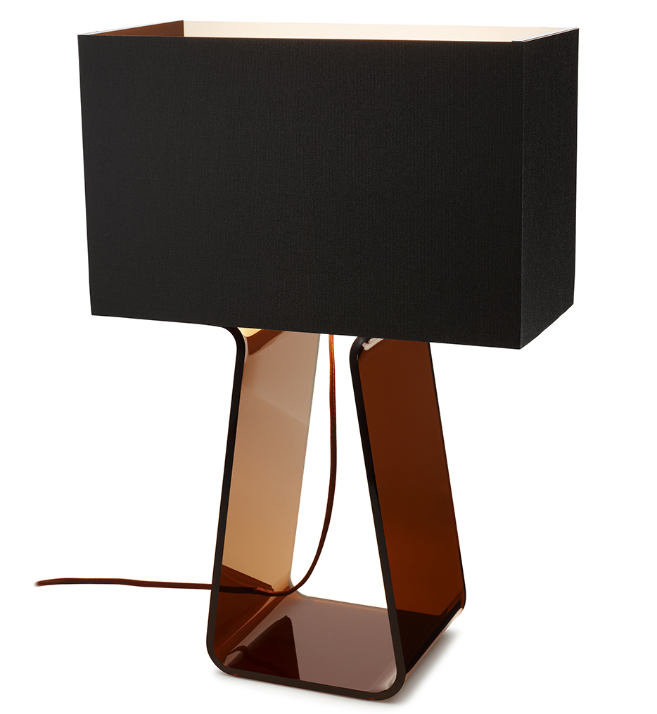 "Tube Top 27"" Table Lamp"
