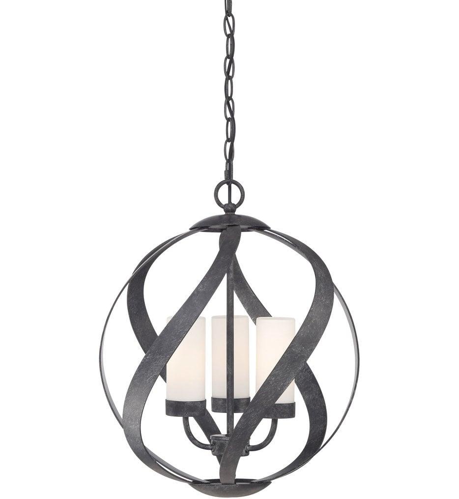 "Blacksmith 16"" Pendant"