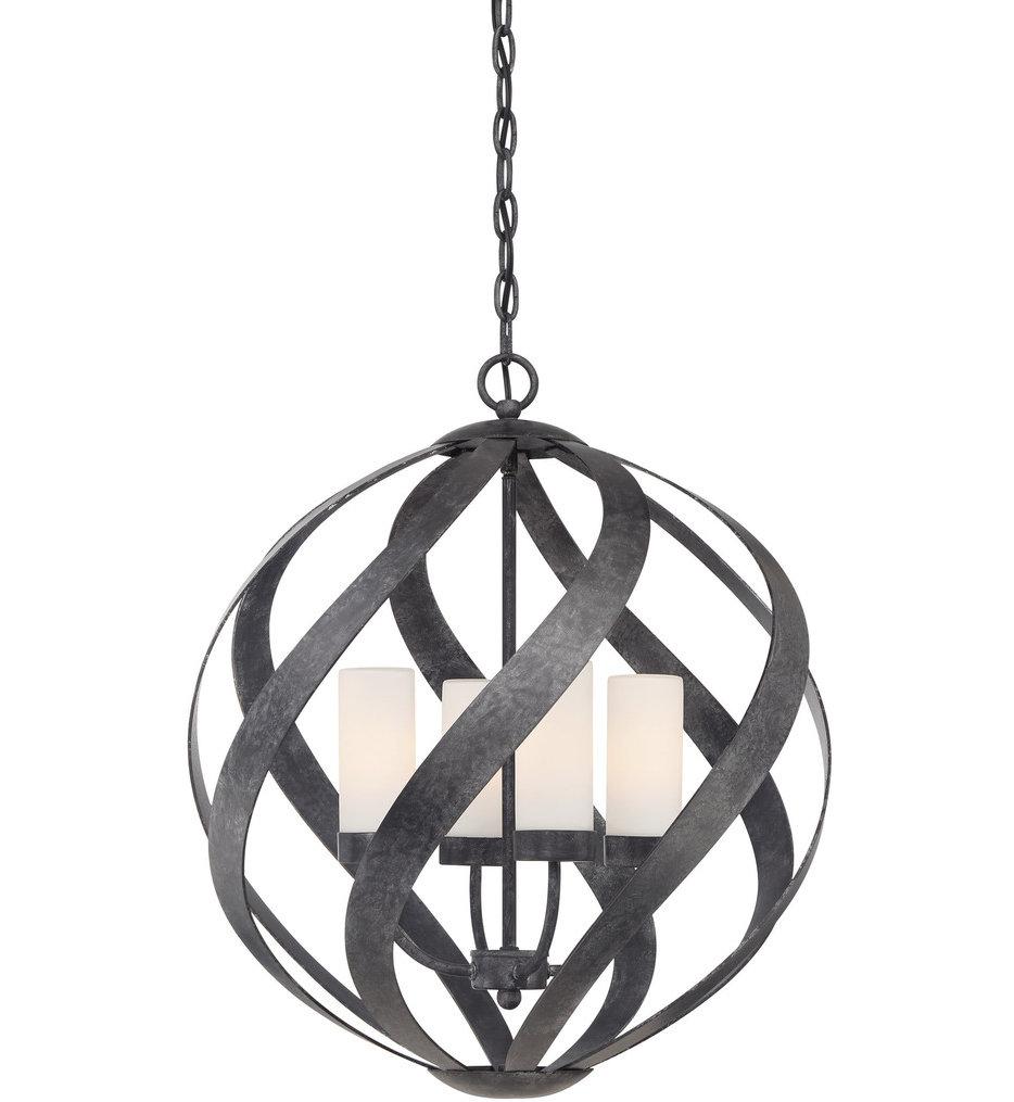 "Blacksmith 19.5"" Pendant"