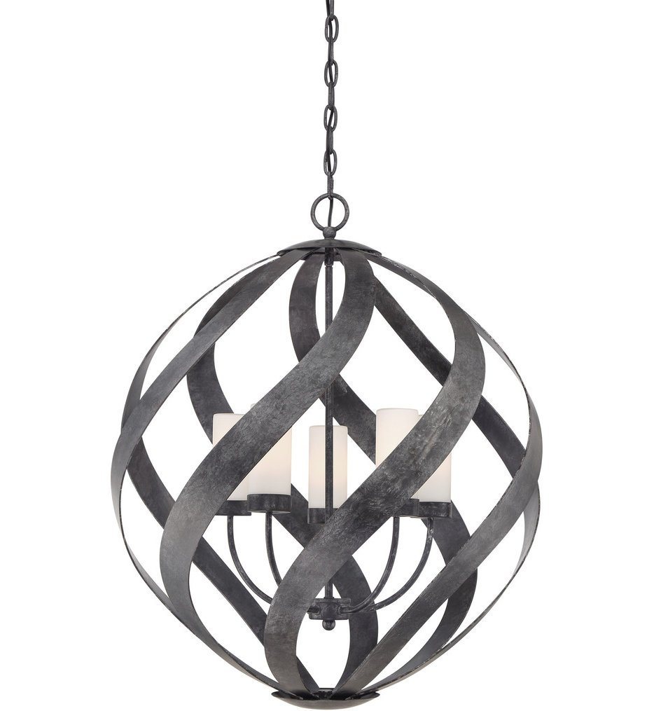 "Blacksmith 26"" Pendant"