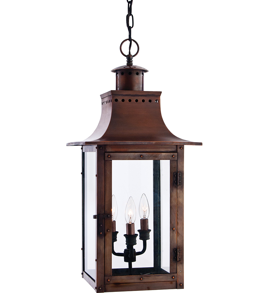 """Chalmers 12"""" Outdoor Pendant"""