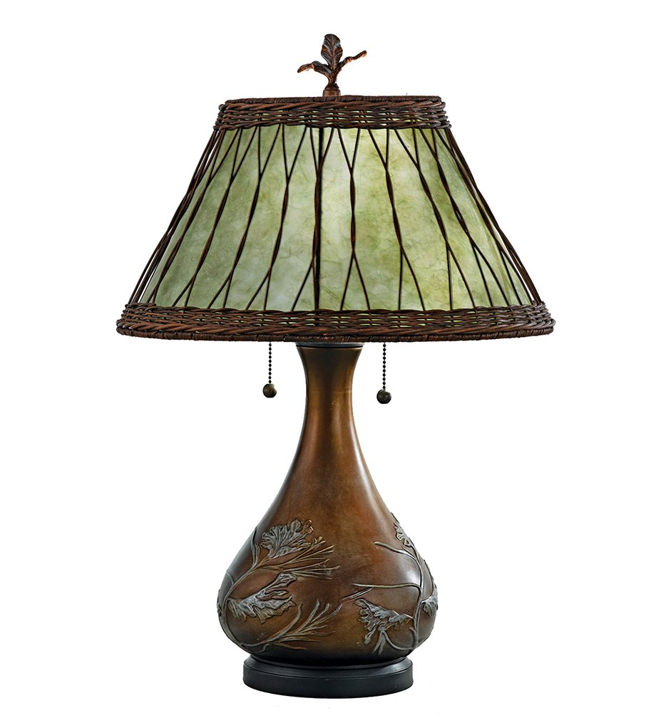 """Mica 25"""" Table Lamp"""