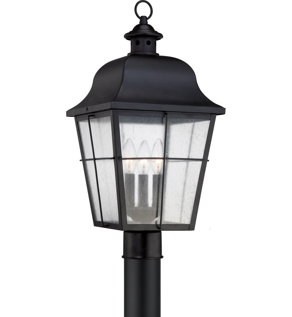 Millhouse Outdoor Post Light