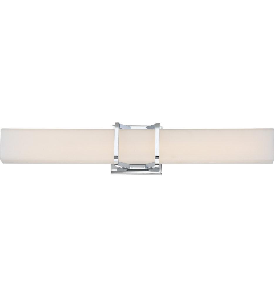 "Platinum Collection Axis 25"" Bath Vanity Light"