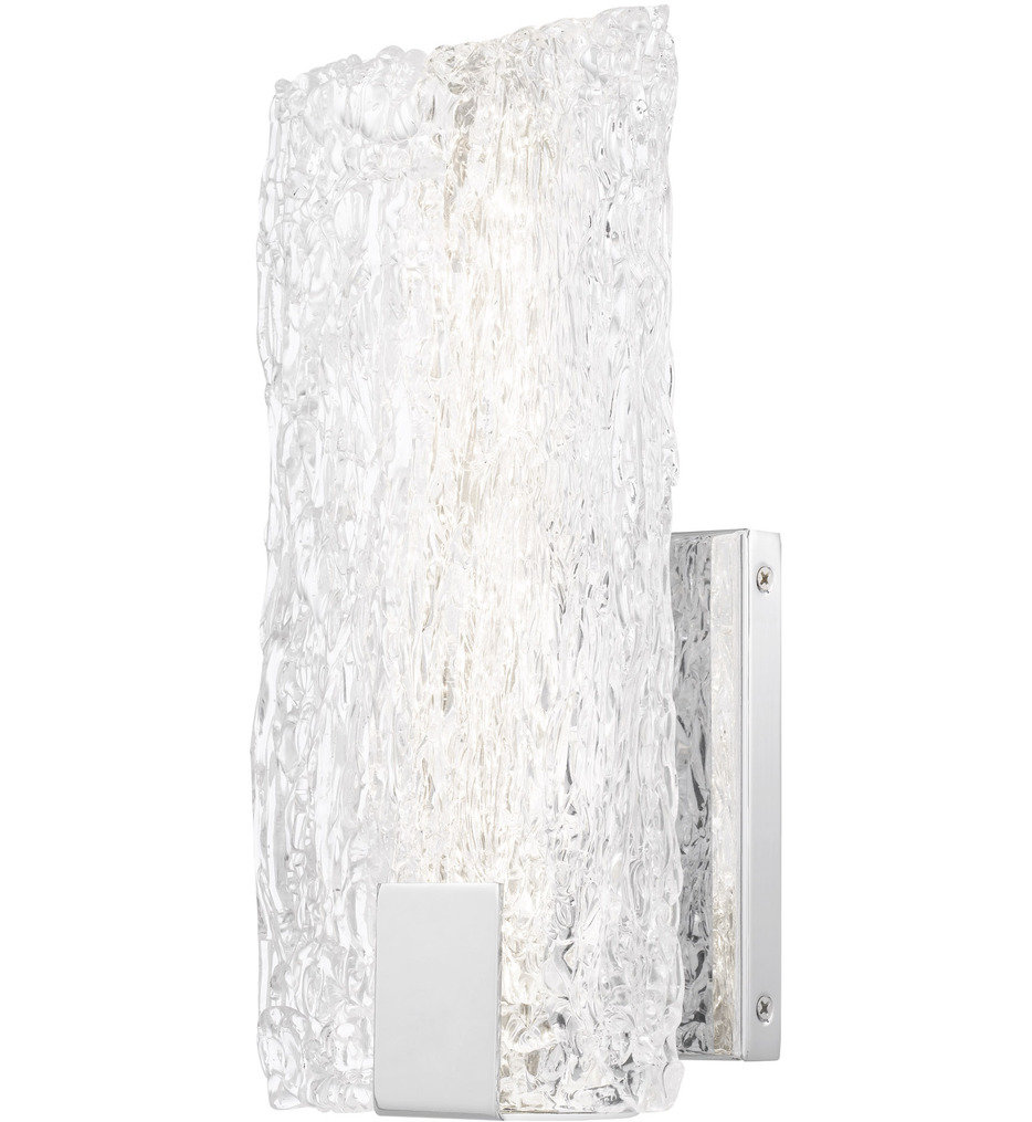 """Winter 12"""" Wall Sconce"""