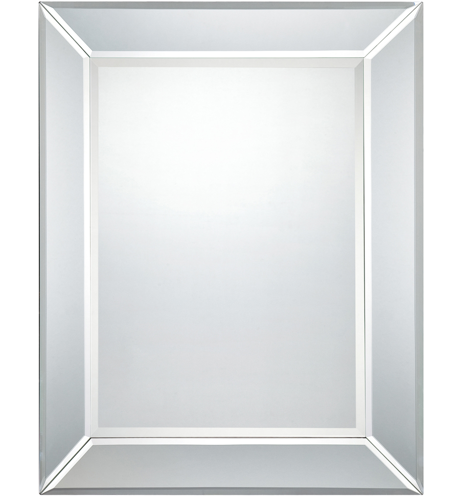 "Reflections 26"" Rectangular Mirror"