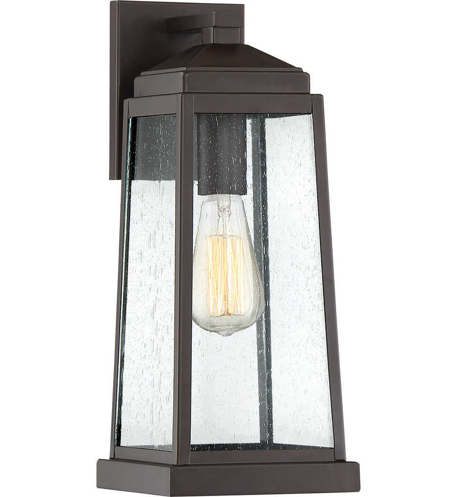 "Ravenel 15.75"" Outdoor Wall Sconce"