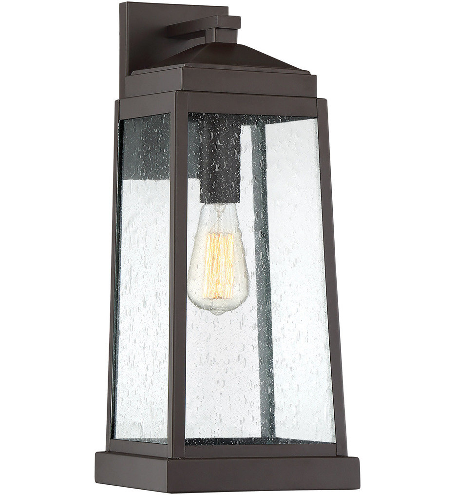 "Ravenel 19"" Outdoor Wall Sconce"