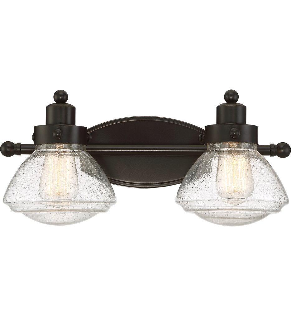 "Scholar 17.75"" Bath Vanity Light"