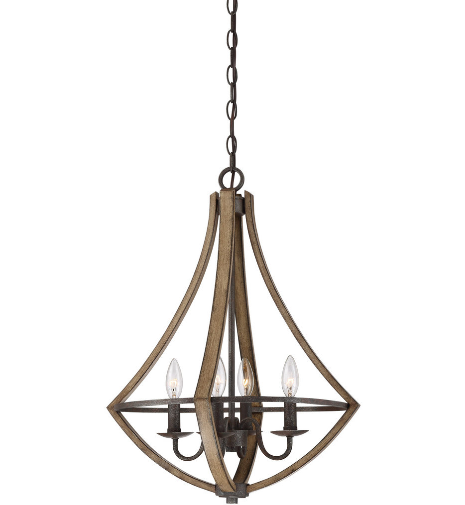 """Shire 18.25"""" Chandelier"""