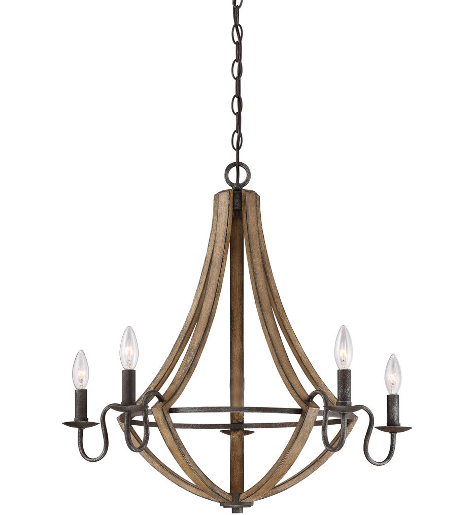 """Shire 26.5"""" Chandelier"""