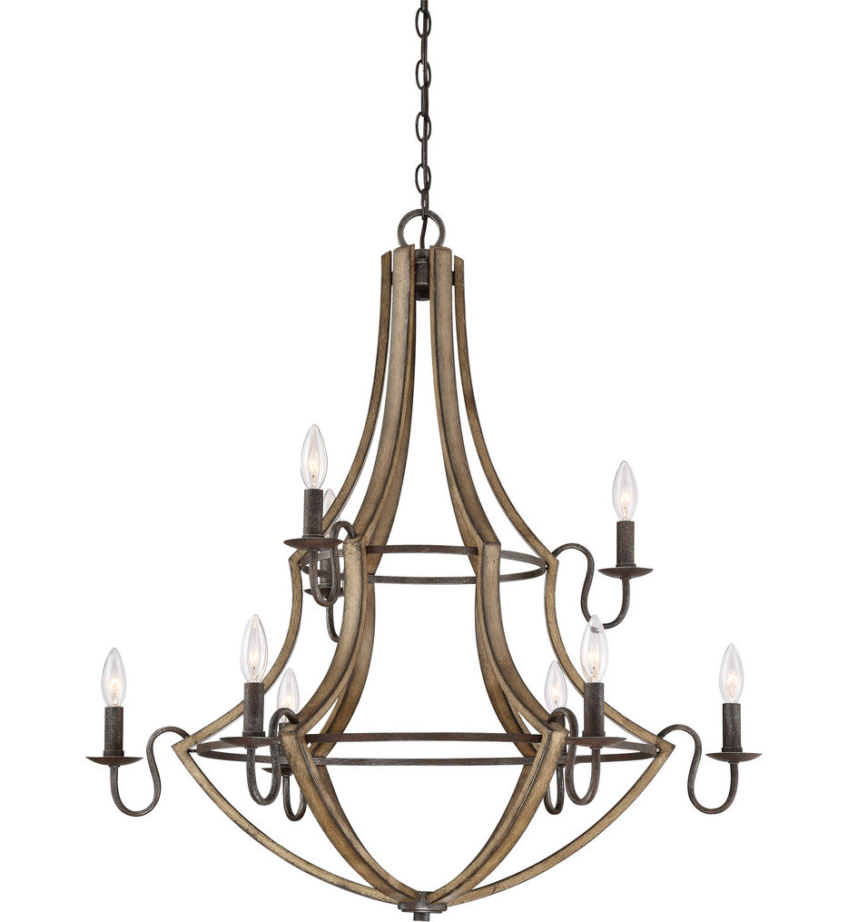 """Shire 32.5"""" Chandelier"""