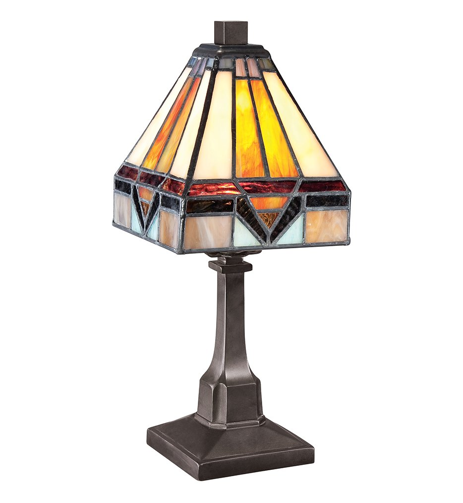 "Tiffany 12"" Table Lamp"