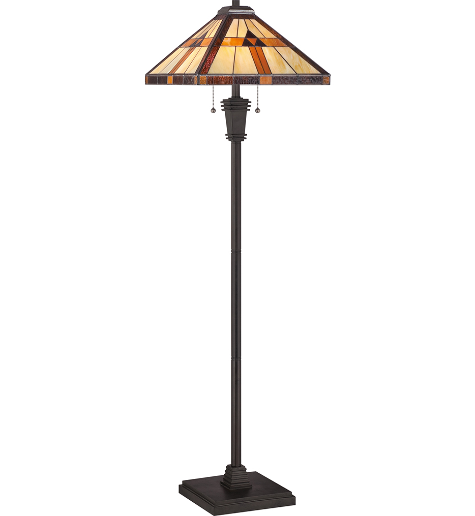 "Tiffany 60"" Floor Lamp"