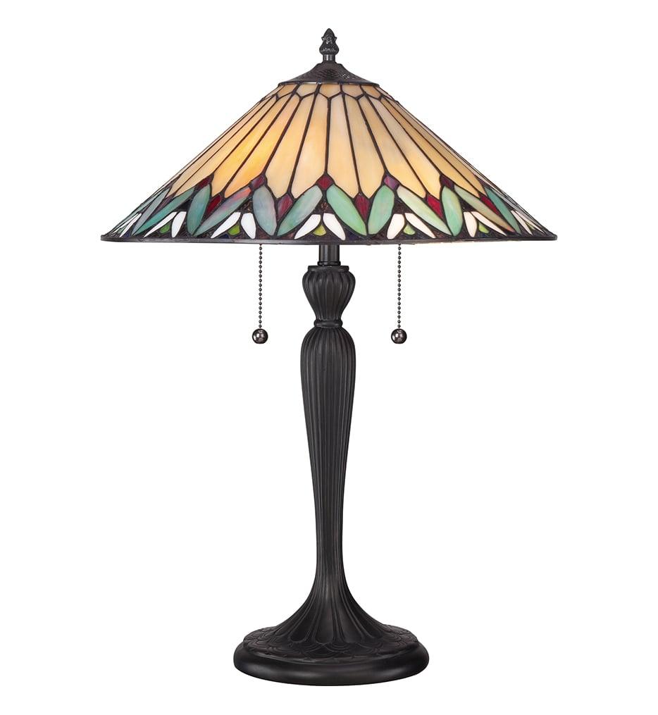 """Tiffany 23"""" Table Lamp"""