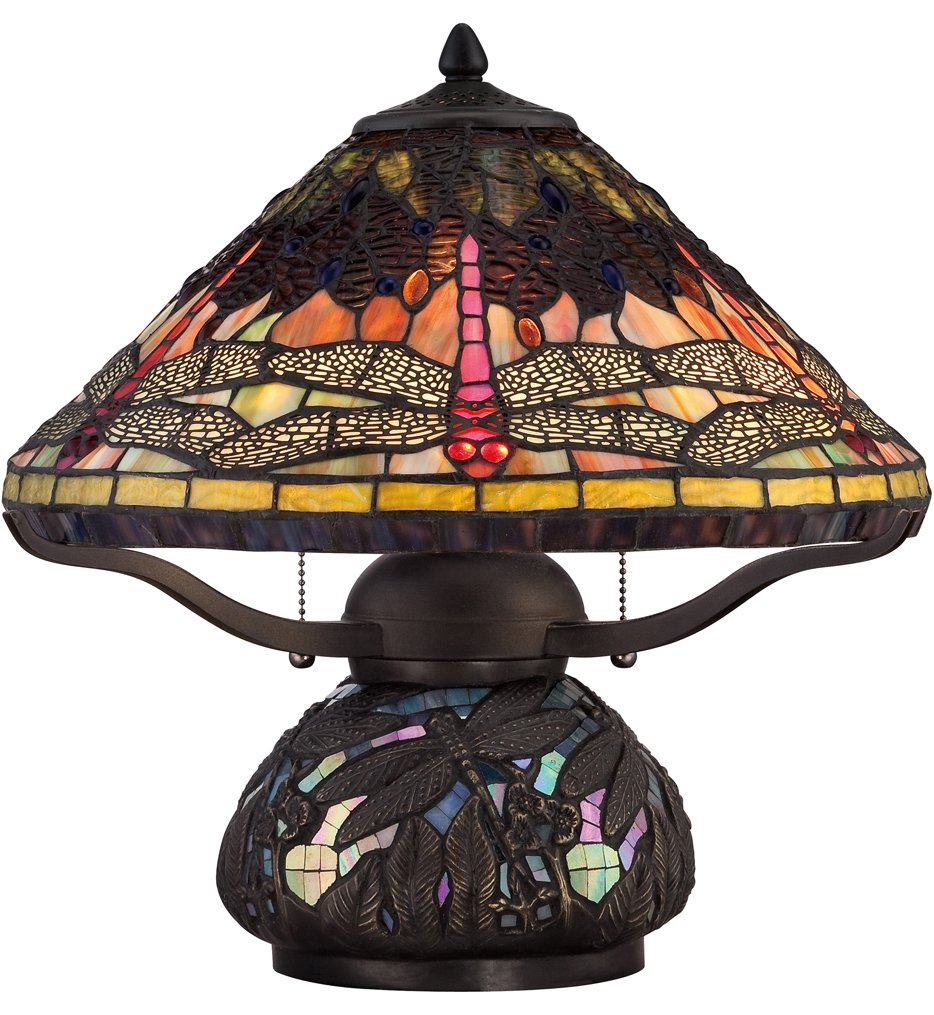 "Tiffany 16.5"" Table Lamp"