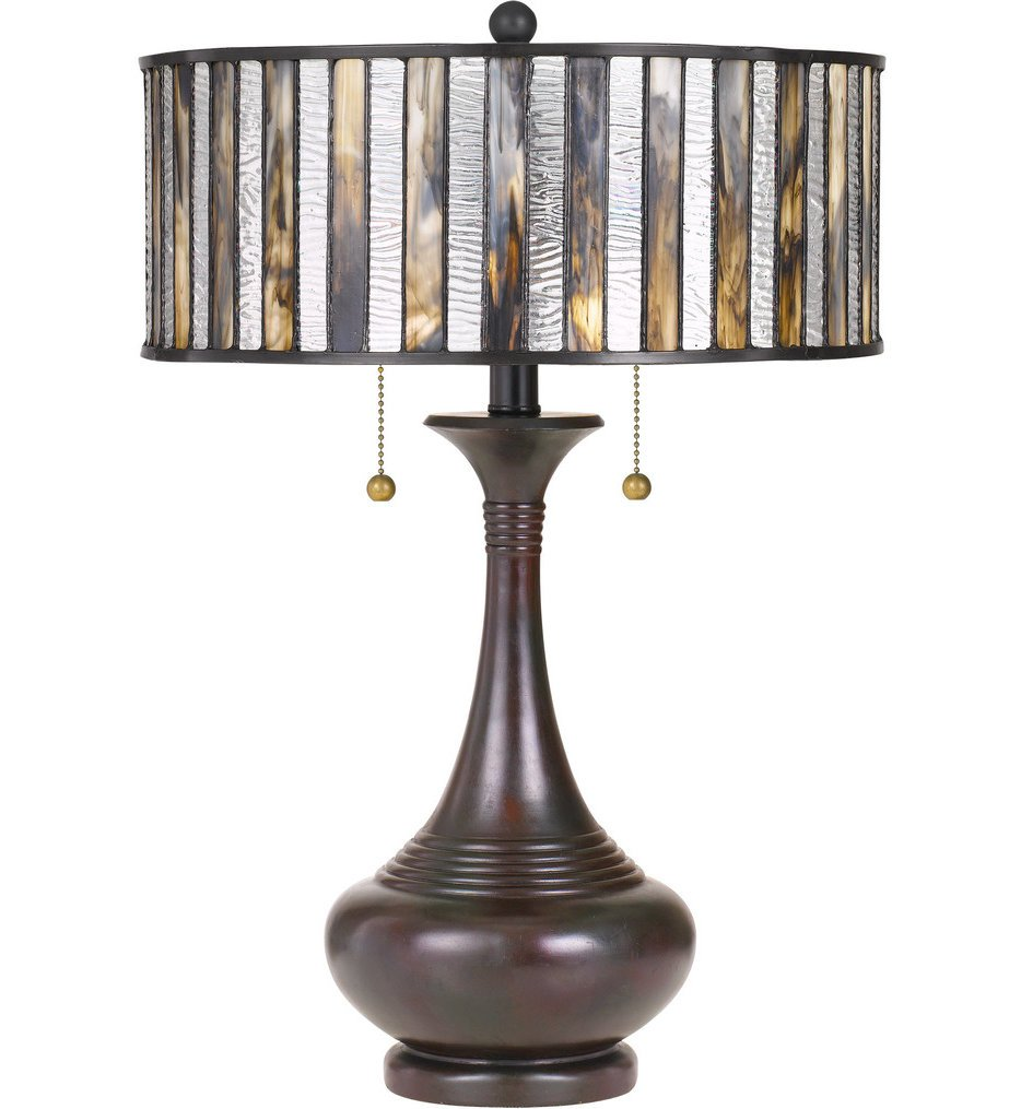 "Tiffany 21.5"" Tiffany Lamp"