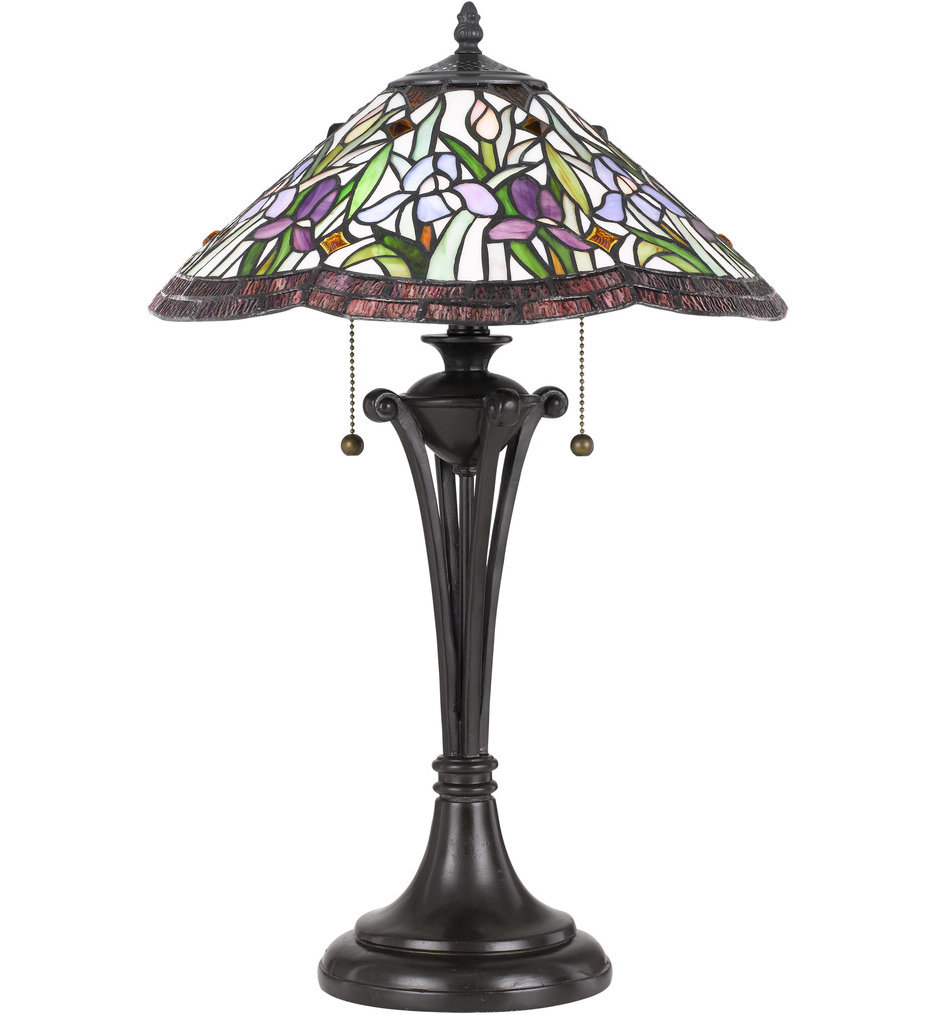 "Tiffany 24.5"" Tiffany Lamp"