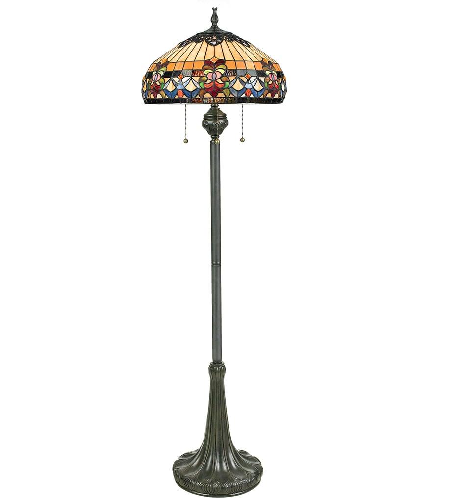 "Belle Fleur 62"" Floor Lamp"