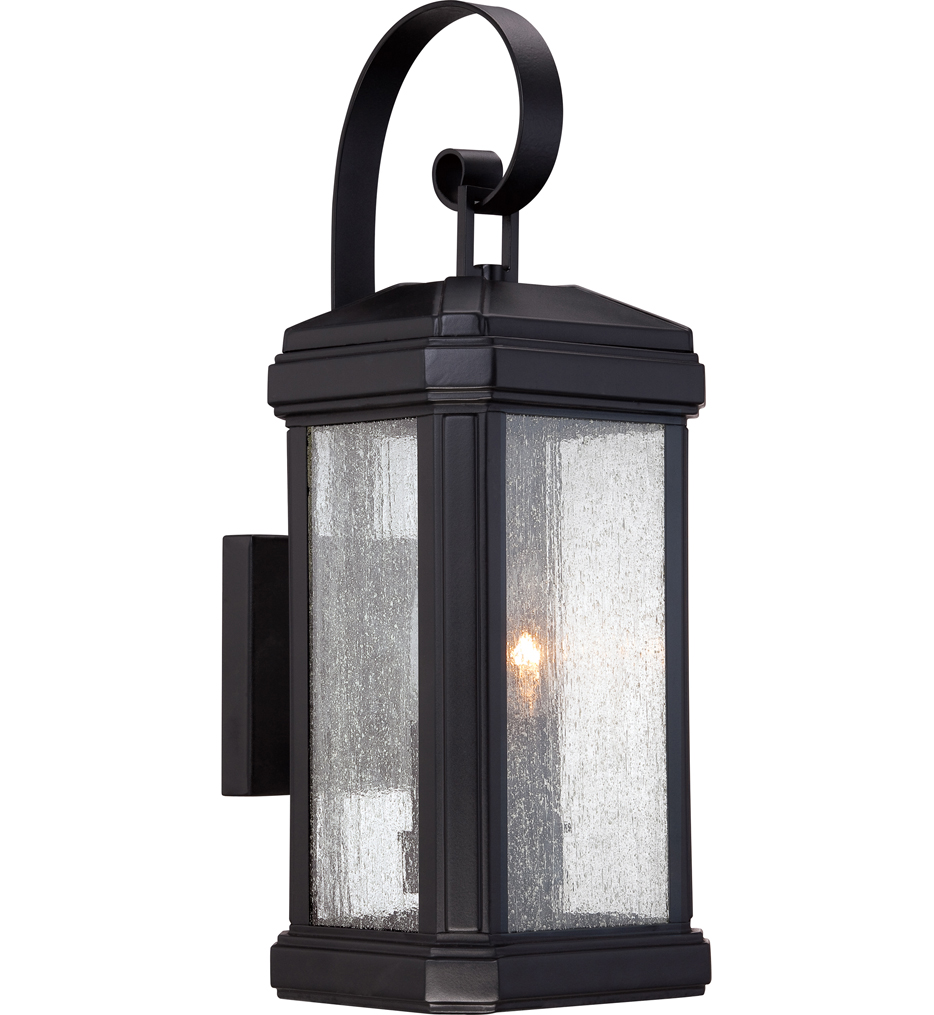 """Trumbull 18.5"""" Outdoor Wall Sconce"""
