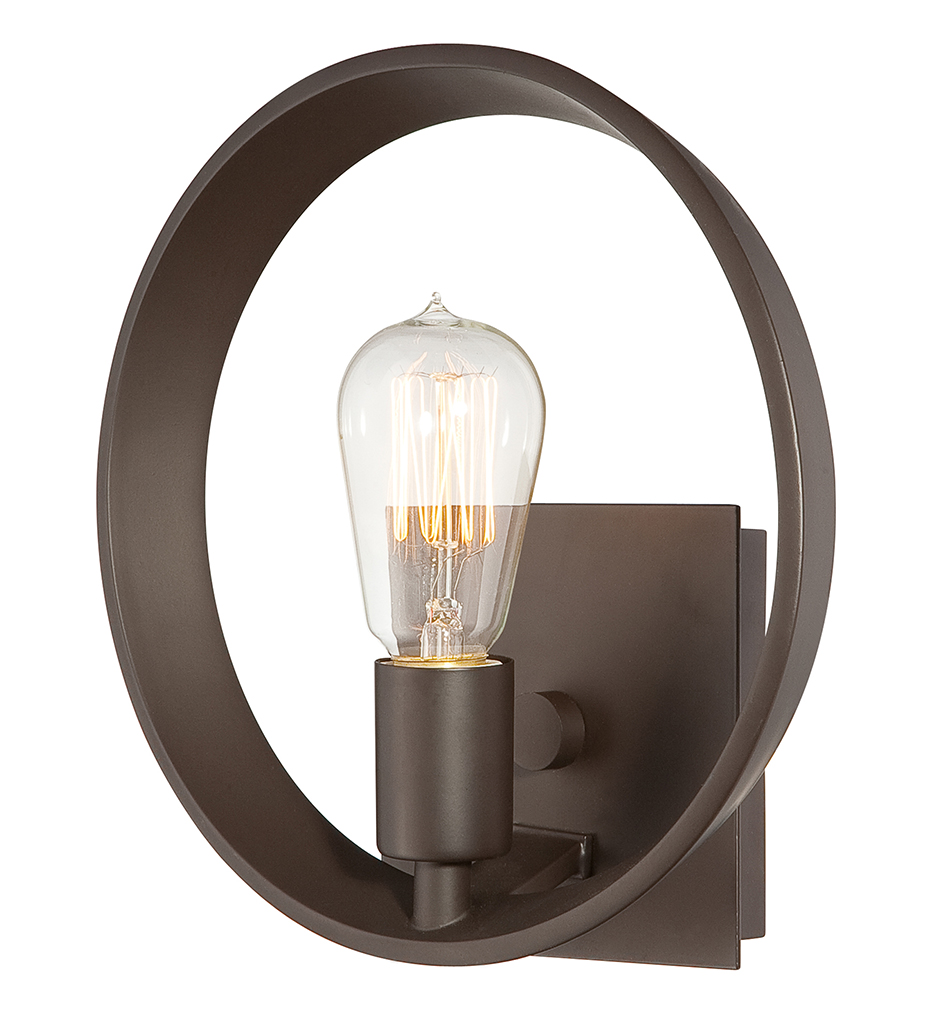 """Uptown Theater Row 10"""" Wall Sconce"""