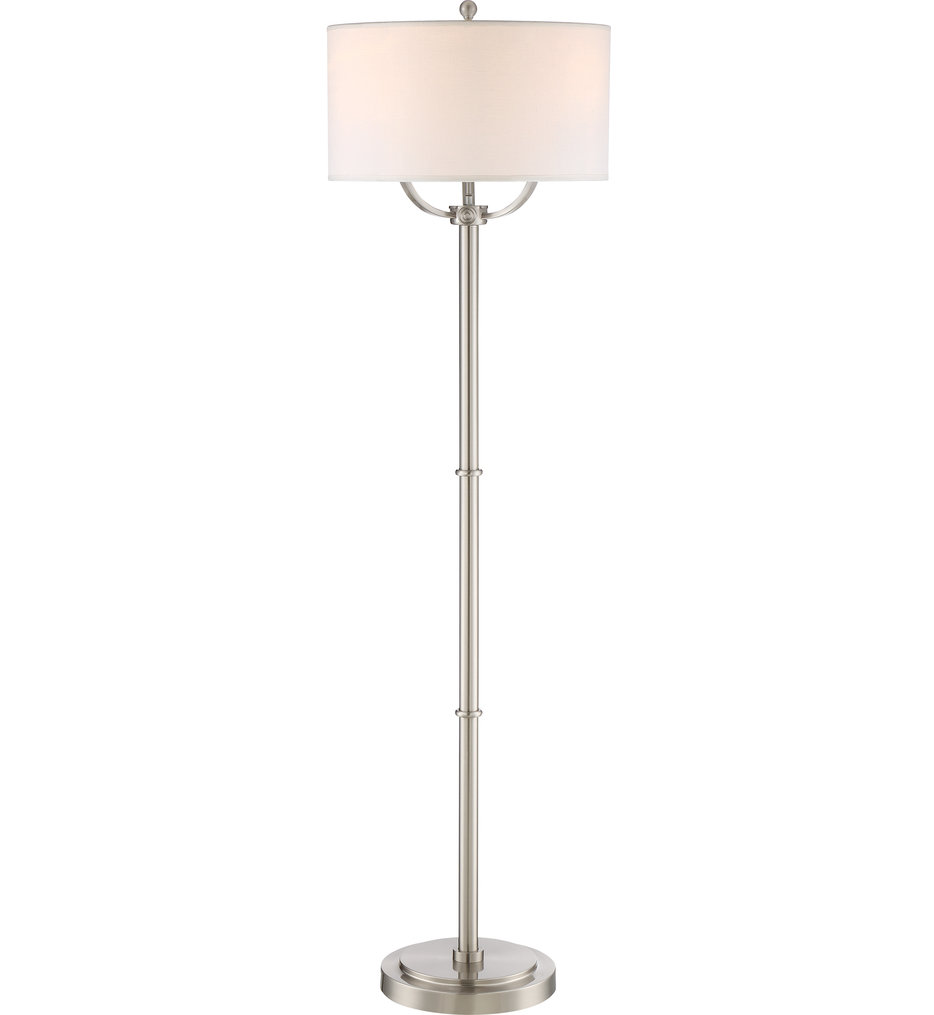 "Vivid Collection Broadway 61.5"" Floor Lamp"