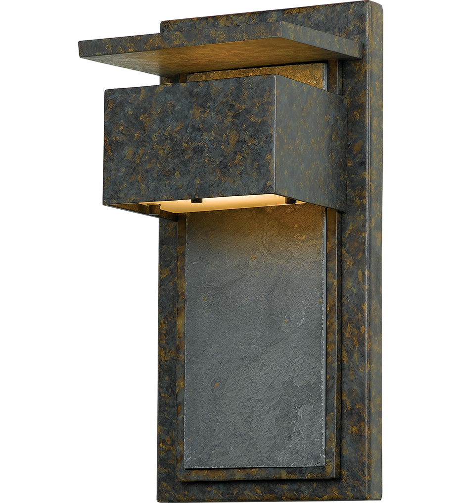 """Zephyr 14"""" Outdoor Wall Sconce"""