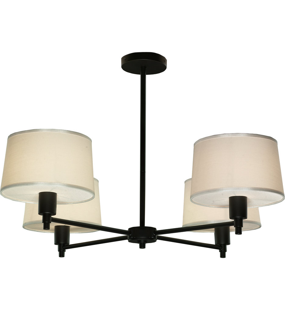 """Real Simple 35"""" Chandelier"""