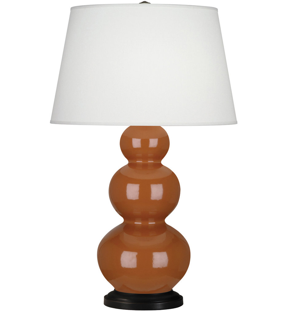 "Triple Gourd 32.75"" Table Lamp"